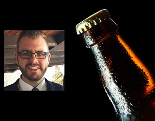 Man-lands-dream-job-with-bottle-of-beer-CV